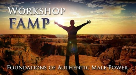 Foundations of Authentic Male Power - FAMP Workshop